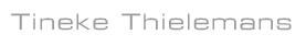 Tineke Thielemans – Beelden in brons